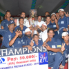 LS Dashers Lifted  1st RPL Trophy