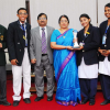 Outstanding performance by Rourkela Students in National level competition