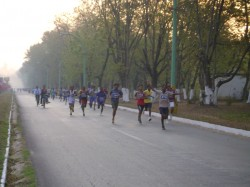 mini marathon at rourkela