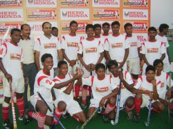 Hero Honda Hockey Trophy at Rourkela